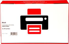 Huismerk 26X XL Zwart voor HP Printers (CF226X)