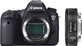 Canon EOS 6D + 40mm f/2.8 STM