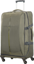 Samsonite 4Mation Spinner Duffle 77 cm Olive/Yellow