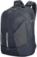Samsonite 4Mation Laptop Backpack M Midnight Blue/Yellow
