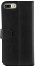 Valenta Booklet Classic Luxe iPhone 7+/8+ Zwart
