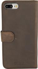 Valenta Booklet Classic Luxe Vintage iPhone 7+/8+ Bruin