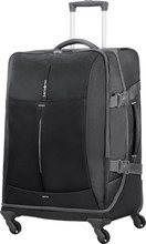 Samsonite 4Mation Spinner Duffle 67 cm Black/Silver