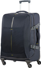 Samsonite 4Mation Spinner Duffle 67 cm Midnight Blue/Yellow
