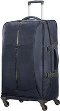 Samsonite 4Mation Spinner Duffle 77 cm Midnight Blue/Yellow