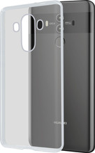 Azuri Glossy TPU Mate 10 Pro Back Cover Transparant