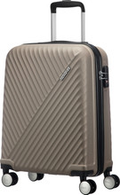 American Tourister Visby Spinner 55cm Pearl Cream