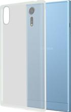 Azuri Glossy TPU Xperia XZs Back Cover Transparant