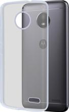 Azuri Glossy TPU Moto E4 Plus Back Cover Transparant