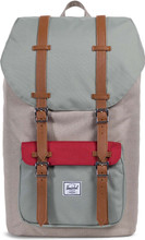Herschel Little America Khaki Cross/Shad/Brick Red