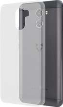 Azuri Glossy TPU Wileyfox Swift 2 Plus Back Cover Transparan