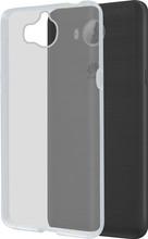 Azuri Glossy TPU Y6 (2017) Back Cover Transparant