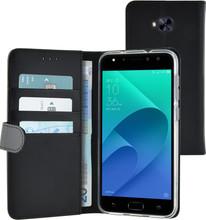 Azuri Wallet Magneet Zenfone 4 Selfie Pro Book Case Zwart