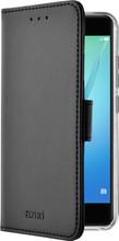 Azuri Wallet Magneet Huawei Nova Book Case Zwart