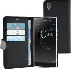 Azuri Wallet Magneet Xperia XA1 Book Case Zwart