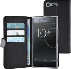 Azuri Wallet Magneet Xperia XZ Premium Book Case Zwart