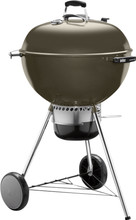 Weber Master-Touch GBS Special Edition Grijs