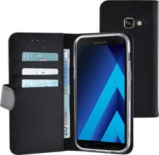 Azuri Wallet Magneet Galaxy A3 (2017) Book Case Zwart