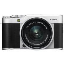 Fujifilm X-A5 Zilver + 15-45mm OIS PZ
