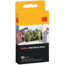 Kodak Printomatic Zink fotopapier (50 stuks)