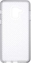 Tech21 Evo Shell Galaxy A8 (2018) Back Cover Transparant