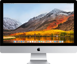 Apple iMac 27'' (2017) MNEA2FN/A 3,5GHz Retina 5K Azerty