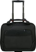 Delsey Parvis Plus Boardcase Trolley 1 compartiment Zwart