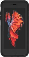 Gear4 Battersea iPhone 6+/6s+/7+/8+ Back Cover Zwart/Oranje