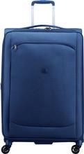 Delsey Montmartre Air Vergrootbare Trolley Case 77 cm Blauw