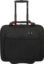Delsey Parvis Plus Boardcase Trolley 2 compartimenten Zwart