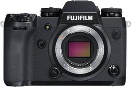 Fujifilm X-H1 Body Zwart