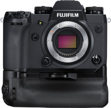 Fujifilm X-H1 Battery Grip Kit