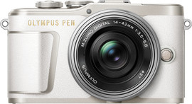 Olympus PEN E-PL9 Kit Wit