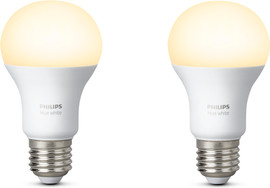 Philips Hue White E27 Duopack