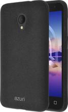 Azuri Flexible Sand Alcatel U5 HD Back Cover Zwart