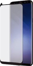 Azuri Galaxy S9 Plus Screenprotector Curved Gehard Glas Zwar