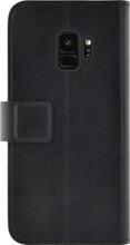 Azuri Wallet Magneet Galaxy S9 Book Case Zwart