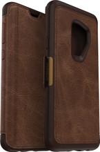 Otterbox Strada Samsung Galaxy S9 Plus Book Case Bruin