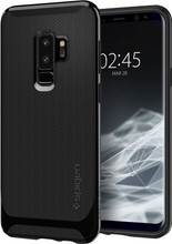 Spigen Neo Hybrid Galaxy S9 Plus Back Cover Zwart