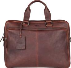 Burkely Antique Avery Workbag 15,6'' Bruin