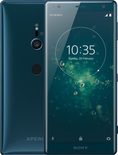 Sony Xperia XZ2 Groen