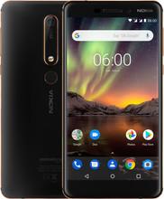 Nokia 6.1 3/32GB Zwart