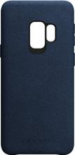 Bugatti Porto Samsung Galaxy S9 Back Cover Blauw