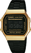 Casio Retro A168WEGB-1BEF