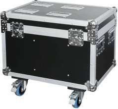 DAP D7049 Flightcase voor 4x Shark, Wash, Zoom of Combi