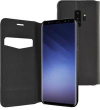 Azuri Booklet Ultra Thin Galaxy S9 Plus Book Case Zwart