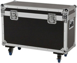 DAP D7495B Flightcase voor 2x Showtec Phantom 25/50/65