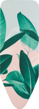 Brabantia Overtrek 124 x 45 cm Tropical Leaves 4 mm schuim