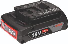 Bosch Accu GBA 18V 2,0 Ah Li-Ion