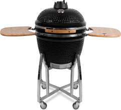 "Patton Kamado Grill 23,5"" Zwart"